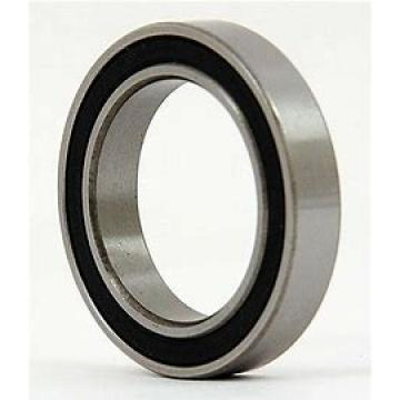 25 mm x 52 mm x 18 mm  25 mm x 52 mm x 18 mm  FBJ 2205K self aligning ball bearings
