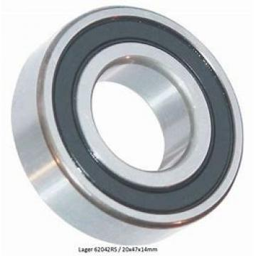 25 mm x 47 mm x 12 mm  25 mm x 47 mm x 12 mm  NKE 6005-Z-NR deep groove ball bearings